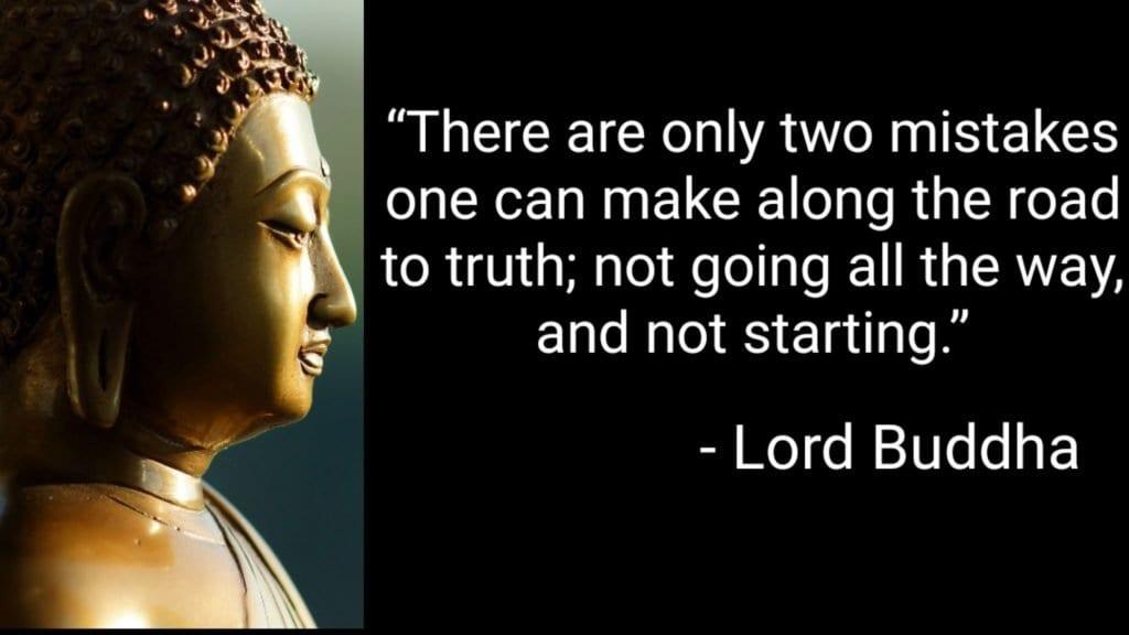 Best Meditation Quotes of Buddha