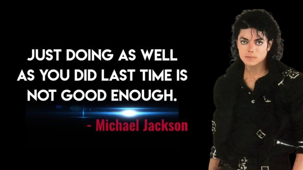 Michael Jackson Quotes on Life