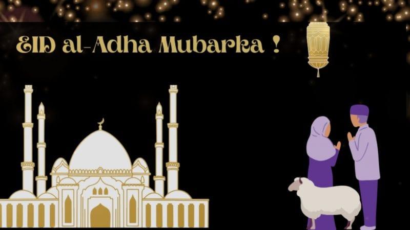 Eid al-Adha Mubarak 2020, Bakra Eid Wishes, Bakra Eid Quotes, Happy Bakra Eid, Bakrid