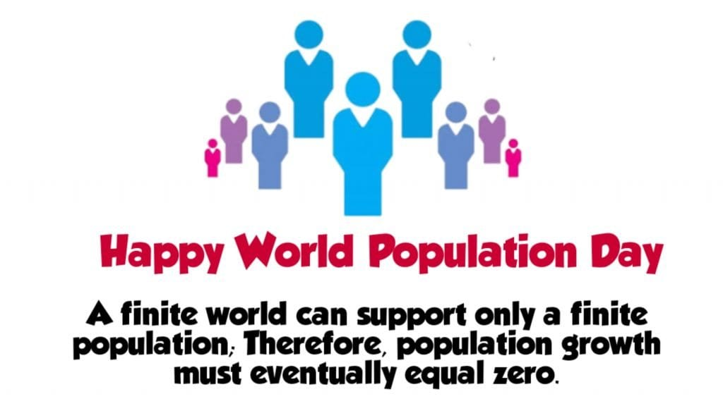 World Population Day Greeting 2020