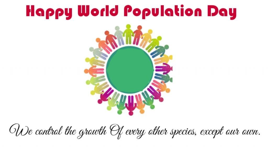 Population Day wishing  Quotes 2020