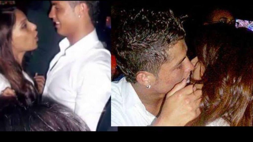 Cristiano Ronaldo and Bipasha Basu Kissing Picture viral