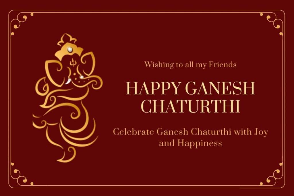Happy Ganesh Chaturti 2020 Wishes, Vinayaka Chaturthi 2020 Wishes