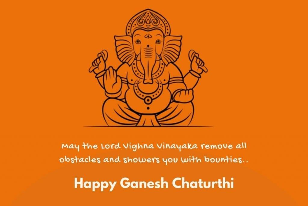 Ganesh Chaturthi 2020 Images, Ganesh Chaturthi Wishing Images