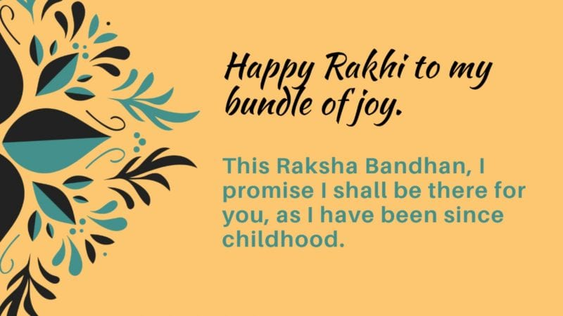 Happy Raksha Bandhan 2020 Wishes, Message , Quotes, and image