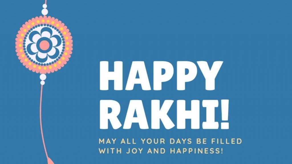 Happy Raksha Bandhan 2020 Wishes with image