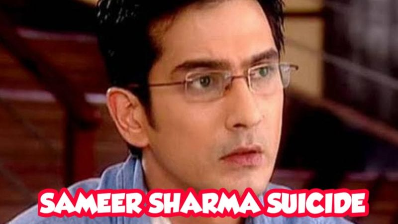 Sameer Sharma , Sameer Sharma Found hanging on fan in Kitchen and died