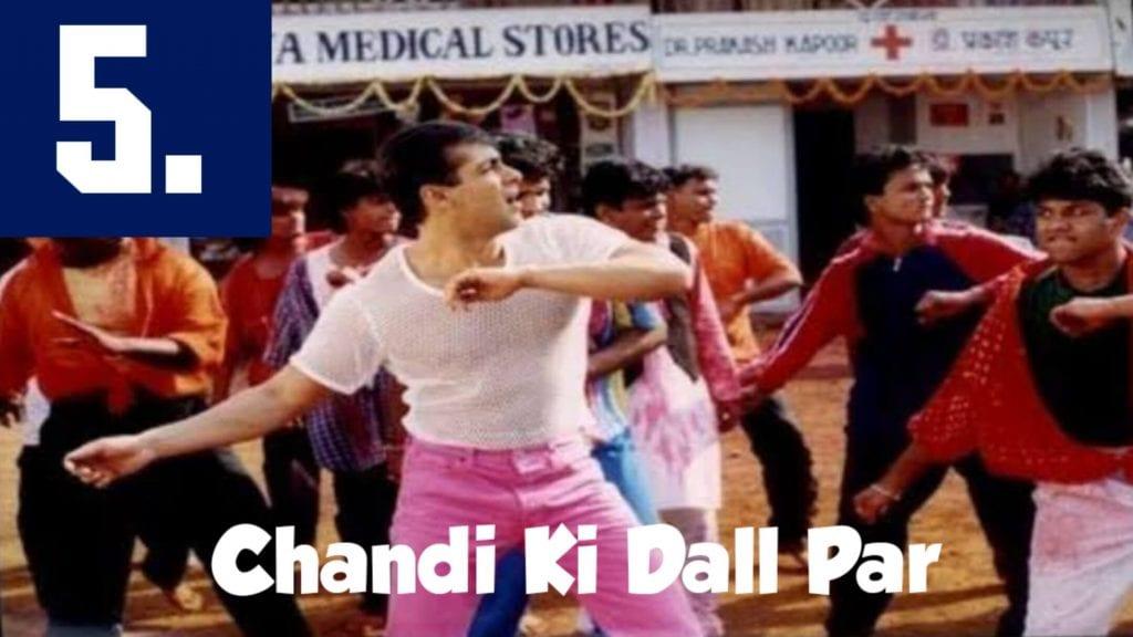 Chandi Ki Dall Par  best Bollywood Dahi Handi Song