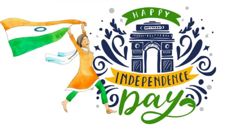 Happy Independence Day 2020 Wishes, Quotes, Status, Message and Greeting Card with Image