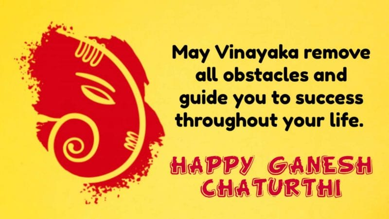 Latest Ganesh Chaturthi 2020 Quotes in English and Status with Images