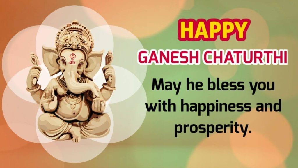 Happy Ganesh Chaturthi Wishes 2020, Ganesh Chaturthi Images for wishing