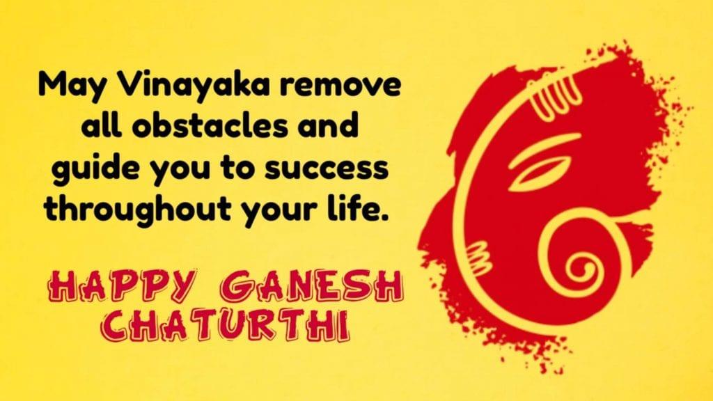 Happy Vinayaka Chaturthi Wishes 2020