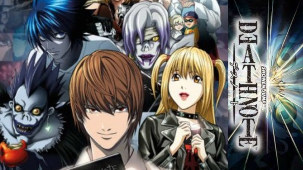 Death Note Animated Series is trending in Twitter
