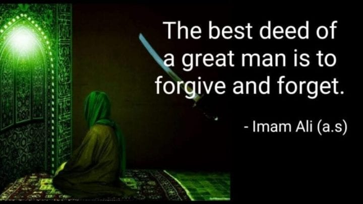 Imam Ali (a.s)  Quotes