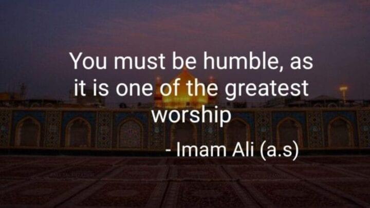 Imam Ali (a.s) shab e zarbat 19 ramzan quotes