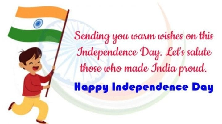 Independence Day 2020 of India Status
