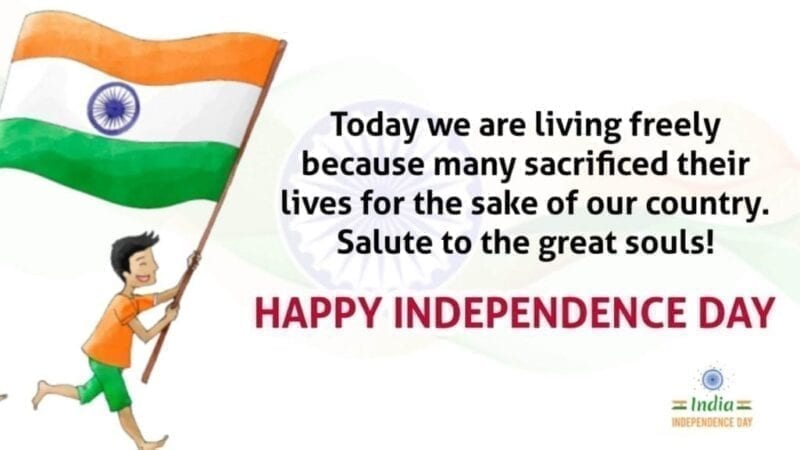 Independence day india greetings 2020, Independence Day 2020 of India