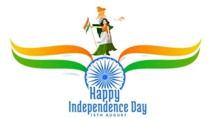 Independence Day of India Wishing status 2020