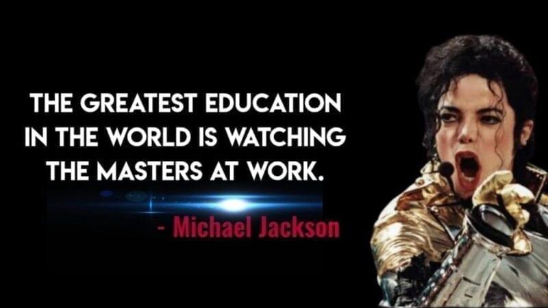 Michael Jackson Inspirational Quotes