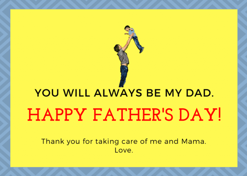 Happy Fathers Day Status 2020