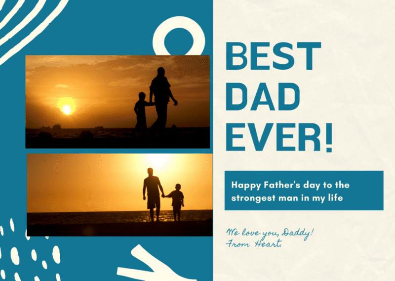 Best Greeting Status for Fathers Day 2020