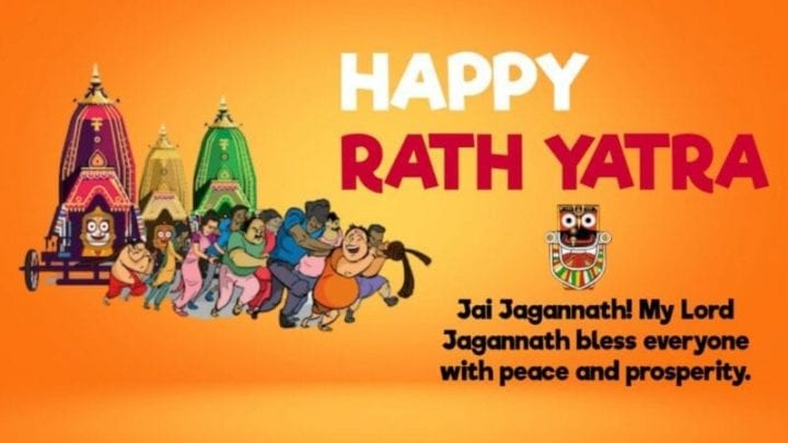 Happy Rath Yatra Wishing Quotes
