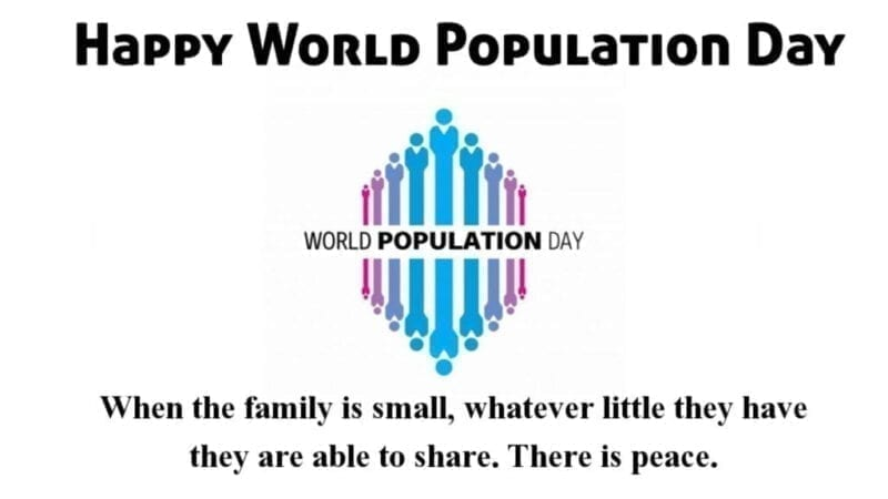 World Population Day Quotes status 2020