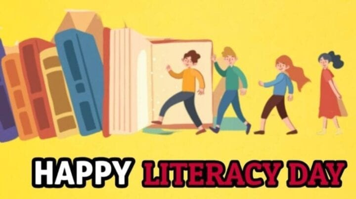 International Literacy Day Quotes , International Literacy Day 2020 Quotes , International Literacy Day Quote Images