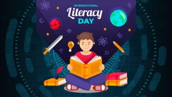 International Literacy Day Quotes wishes, International Literacy Day Status, International Literacy Day Whatsapp Status