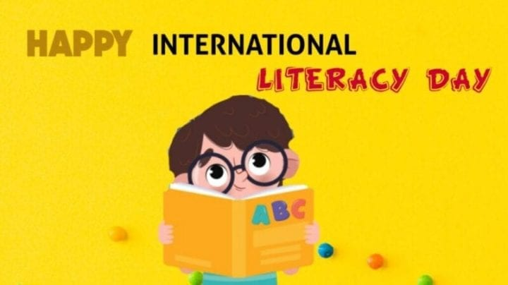International Literacy Day Images, International Literacy Day 2020 Images, International Literacy Day Messages