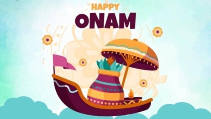 Onam wishes in english, Onam wishes with images, Onam Greeting Crad