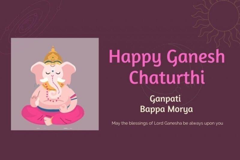 Ganesh Chaturthi Quotes , Ganesh Chaturthi Quotes Images, Vinayaka Chaturthi Quotes