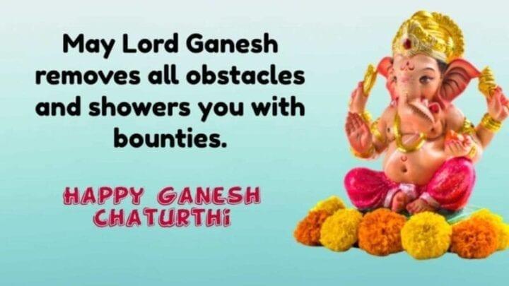 Ganesh Chaturthi Wishes , Ganesh Cgaturthi Wishies 2020