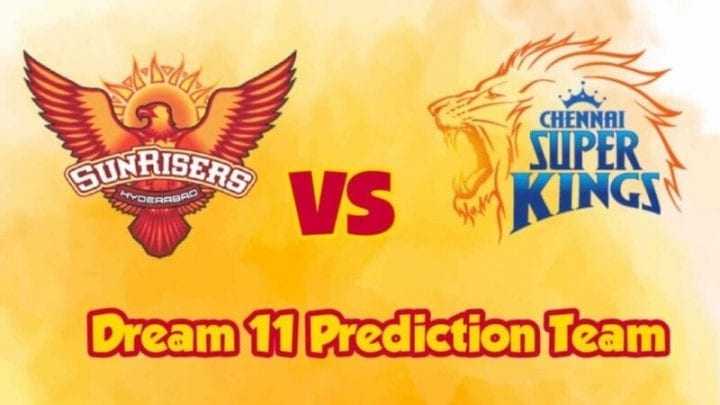 CSK vs SRH Dream 11 Team Prediction, CSK vs SRH Playing 11, CSK Squad 2020, SRH Squad 2020,