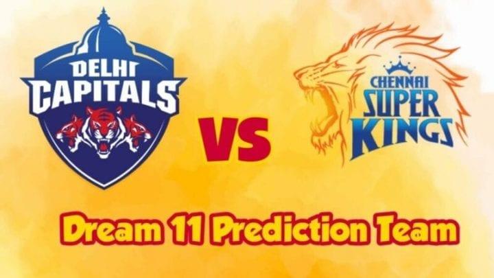 csk vs dc dream11 team prediction, csk vs dc playing 11, csk squad 2020, dc squad 2020