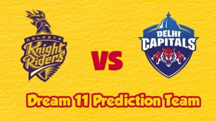 DC vs KKR Dream11 Team Prediction, DC vs KKR Playing 11, DC Squad 2020, KKR Squad 2020, IPL 2020