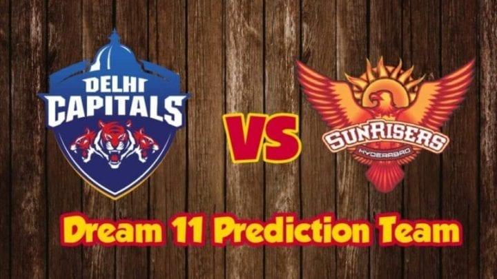 DC vs SRH Dream11 Team Prediction, DC vs SRH Playing 11, DC Squad 2020, SRH Squad 2020,