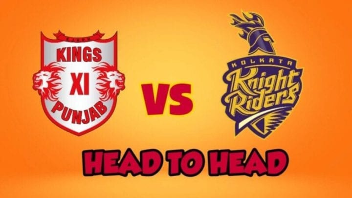 KXIP vs KKR Head to Head,,KXIP vs KKR,Head to Head KXIP  vs KKR,KXIP vs KKR Head to Head, IPL 2020,IPL