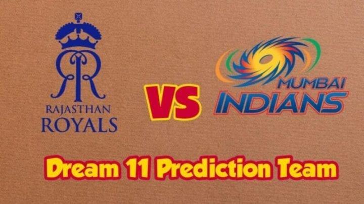 MI vs RR Dream11 Team Prediction,MI vs RR Playing 11,MI squad 2020,RR Squad 2020,IPL 2020