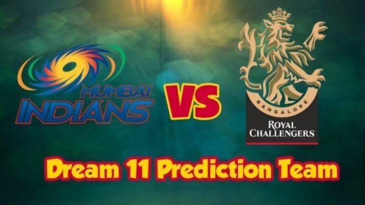 RCB vs MI Dream11 Team Prediction, RCB vs MI Playing 11, RCB Squad 2020, MI Squad 2020, IPL 2020,