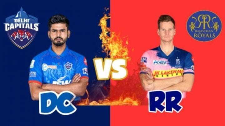 RR vs DC Dream 11 Team Prediction,RR vs DC Playing 11,RR Squad 2020,DC Squad 2020,IPL 2020,Jos Buttler,Shreyas Iyer,Steve Smith,