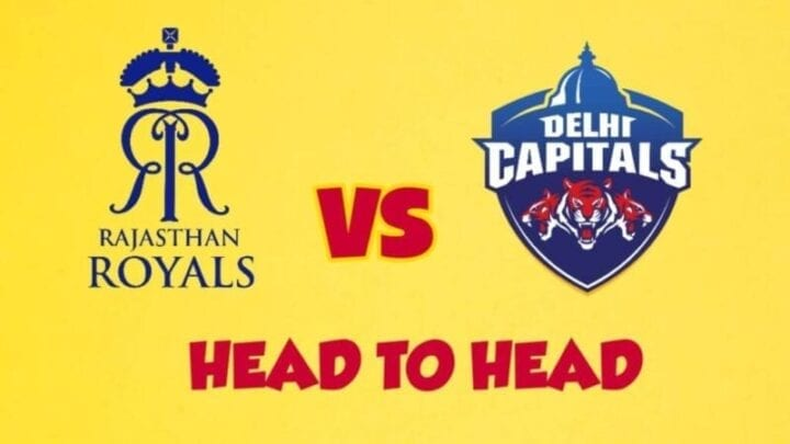 RR vs DC Head to Head,RR vs DC,Head to Head RR vs DC,RR vs DC Head to Head, IPL 2020,IPL