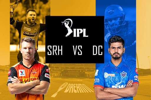 IPL 2020, SRH vs DC Head to Head: Sunrisers Hyderabad vs Delhi Capitals Head to Head of IPL History