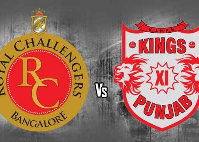 IPL 2020, RCB vs KXIP Head to Head: Royal Challengers Bangalore vs Kings XI Punjab Head to Head of IPL History
