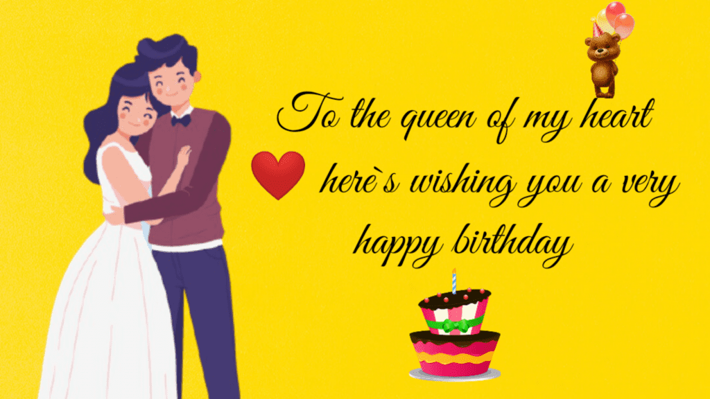 Romantic Birthday Wishes to wife with Images, Birthday wishes to wife images, Birthday wishes for wife images